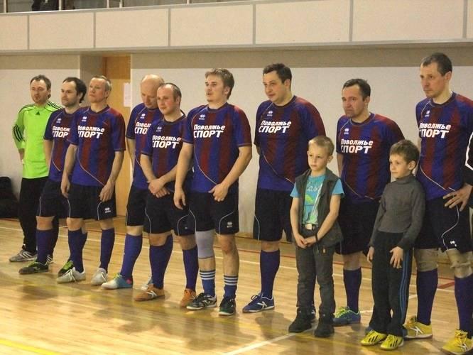 Победители турнира на награждении