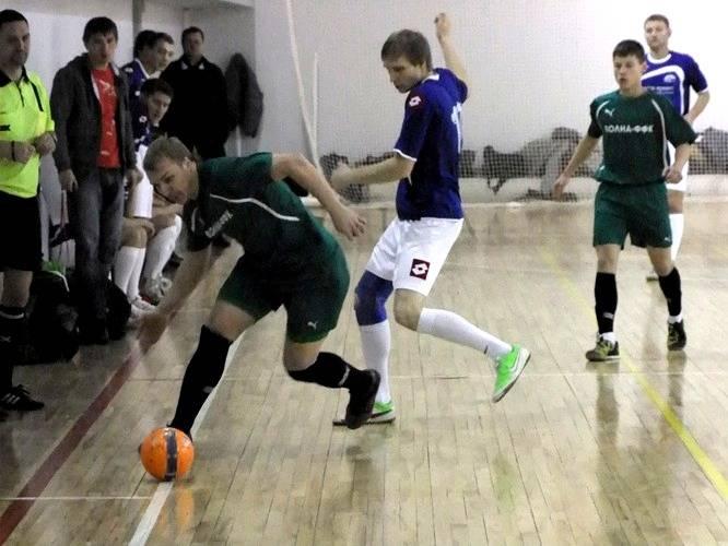 «Волна-ФФК» – «Накта-Кредит», 3:3. Роман Кондратюк и Дмитрий Голубев в игре.