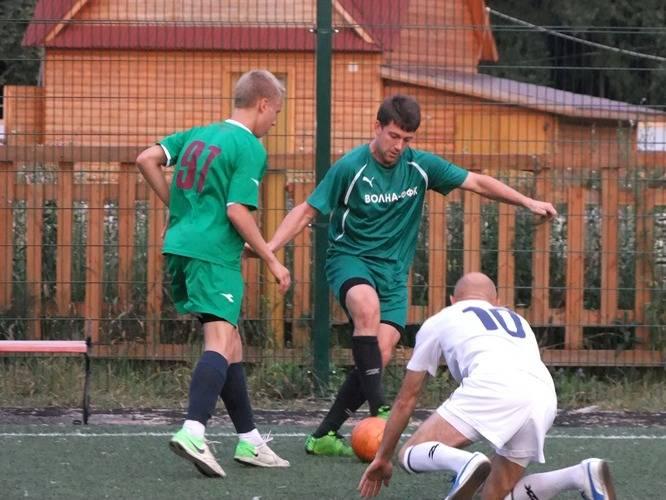 «Волна-ФФК» - «Росрезерв». Станислав Павлов готов обыгрывать как соперников, так и партнеров.